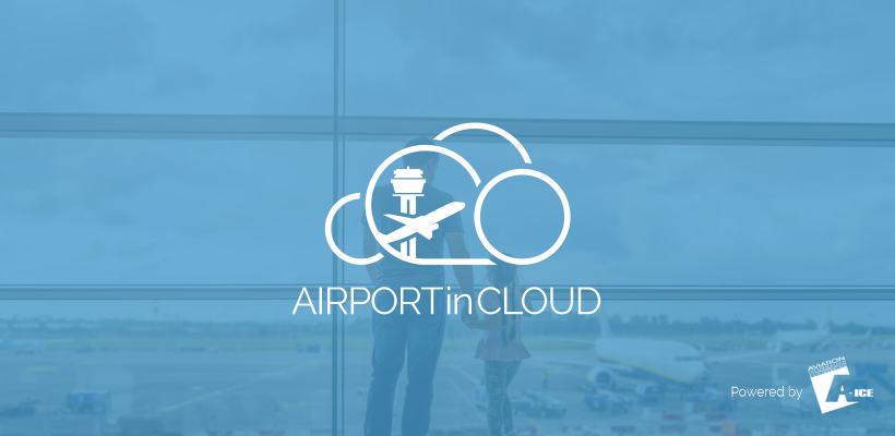 Airport In Cloud: integrated suite of cloud-based applications
