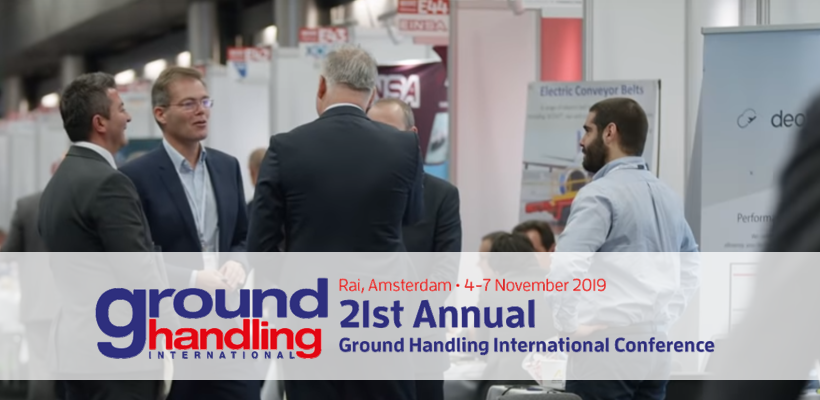 A-ICE Ground Handling Solutions at the 21st Annual GHI Conference airport operations