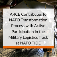 Transformation Process with Military Logistics Track at NATO TIDE