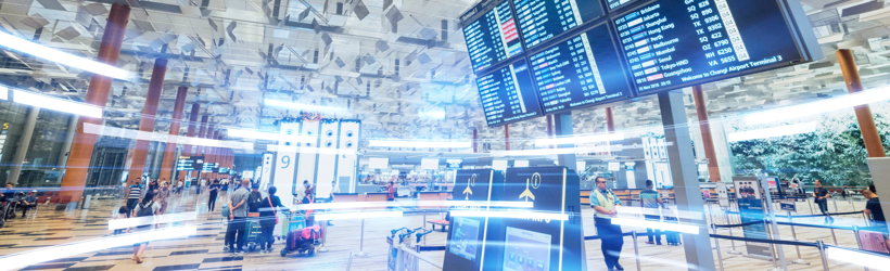 How airports can meet rising passenger passenger demand