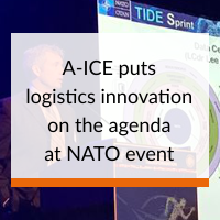 A-ICE puts logistics innovation on the agenda at NATO event