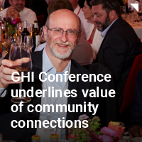 GHI Conference underlines value of community connections