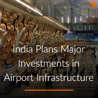 India Plans Major Investments in Airport Infrastructure