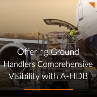 Offering Ground Handlers Comprehensive Visibility with A-HDB A-ICE Airport Operations
